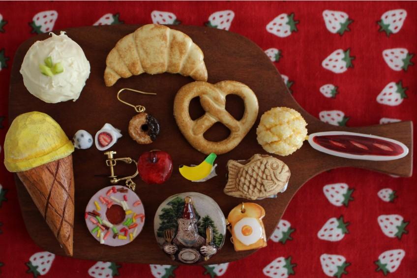 パンとデザートの時間web